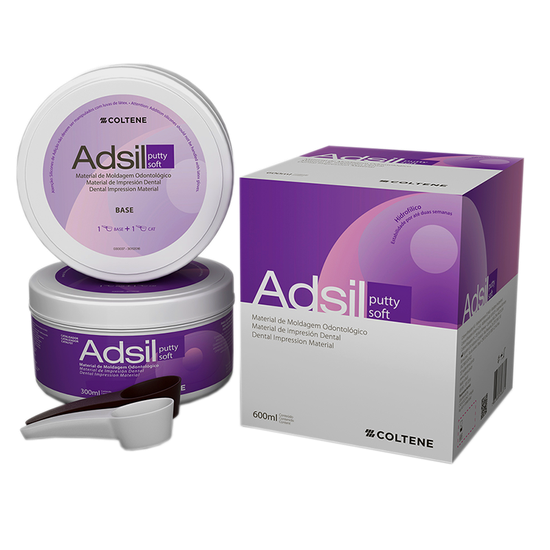 Silicone de Adição Adsil Putty Soft