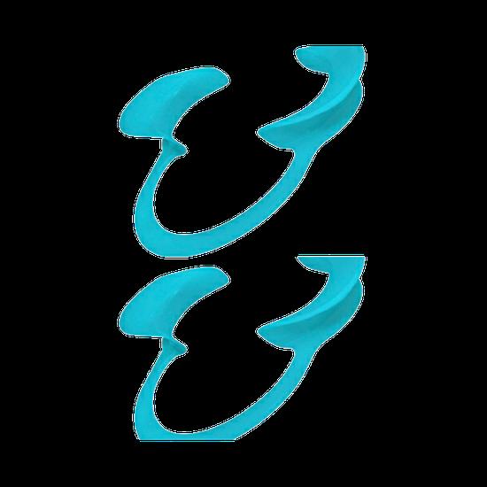 Afastador Labial Expandex Adulto Autoclavável C/2 - Azul