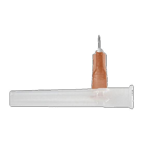 Agulha Descartável Hipodérmica 0,45 X 13mm 26g 1/2