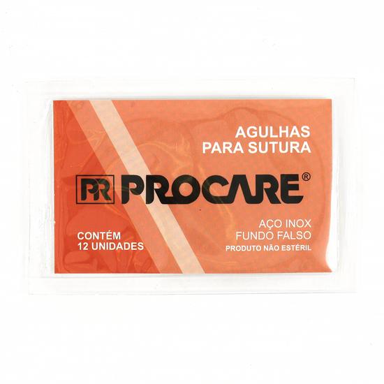 Agulha p/ Sutura 15 (0,6 X 20mm)