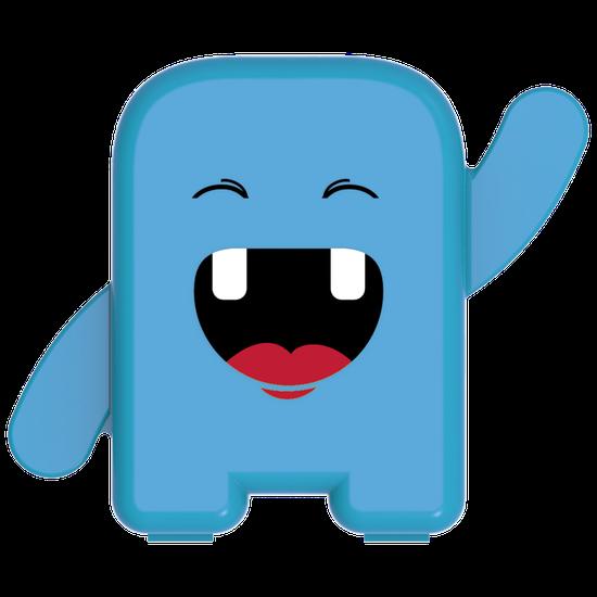 Álbum Dental Azul