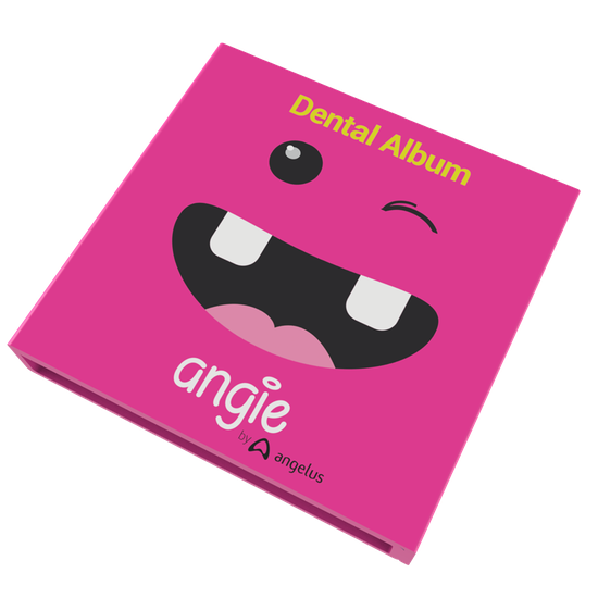 Álbum Dental Premium Rosa