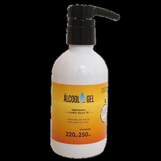 Álcool Gel Antisséptico 70% 250ml
