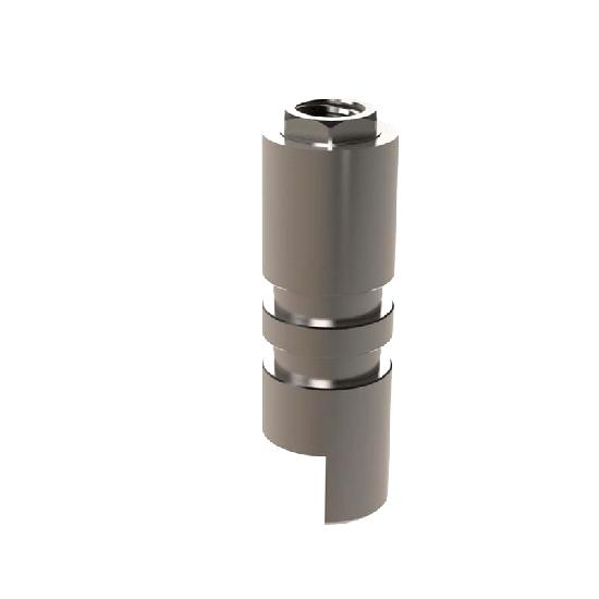 Análogo Implante He 3.3 - Compatível C/ Singular, Neodent - 101.001