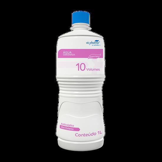 Antisséptico Água Oxigenada 10 Volumes 1L