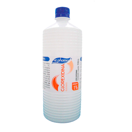 Antisséptico Clorexidina 1% 1L
