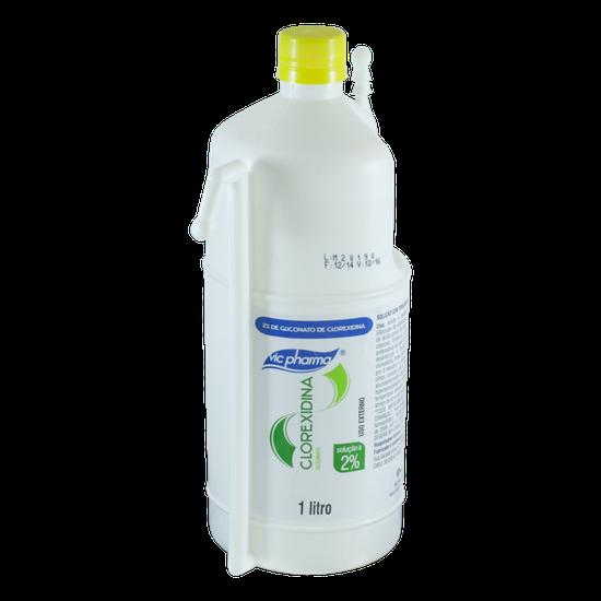 Antisséptico Clorexidina 2% 1L Dispenser