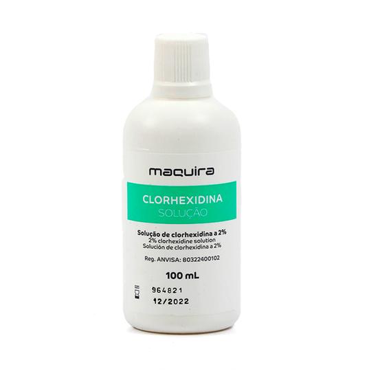 Antisséptico Clorhexidina Solução 2%