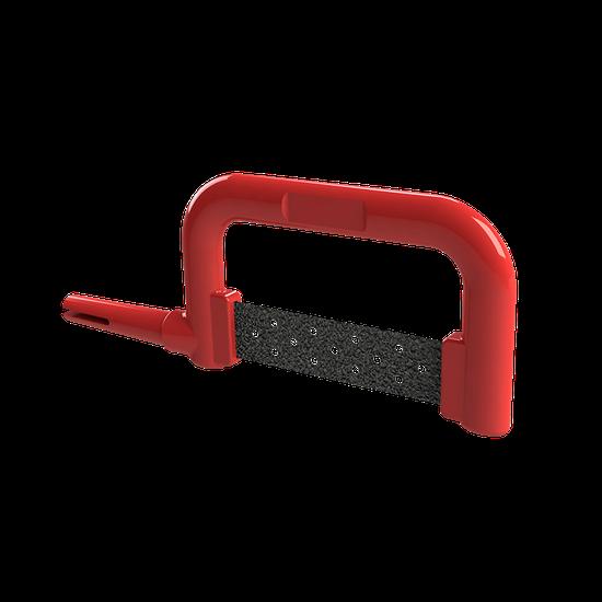 Arco Mir Colmeia 4 mm - Fino - Vermelho