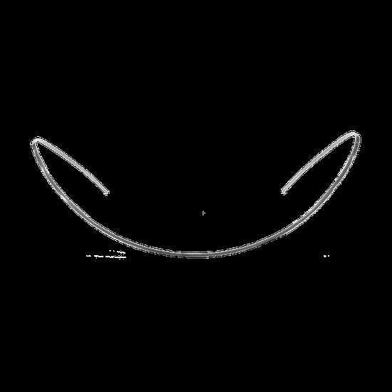 Arco Niti Curva Reversa Retangular 0,016''X0,022'' Inferior - 10 Unidades