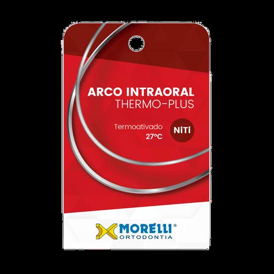 Arco Thermo-Plus Niti Redondo Ø0,35mm - (0.014') Médio - 10 Unid - 50.70.225