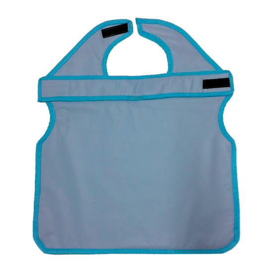 Avental de Borracha Plumb. c/ Protetor de Tireóide 76x60cm - Uso Paciente Adulto