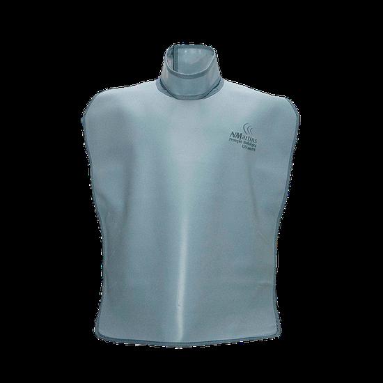 Avental de Borracha Plumb. c/ Prot. de Tireóide 76x60cm - Uso Pacien. Periapical c/ 0,25mm