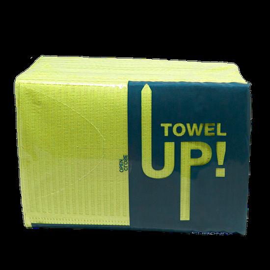 Babador Descartável Towel Up! Monoart - Lima