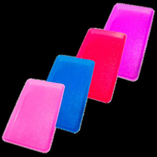 Bandeja p/ Esterilização c/ Glitter - Medio