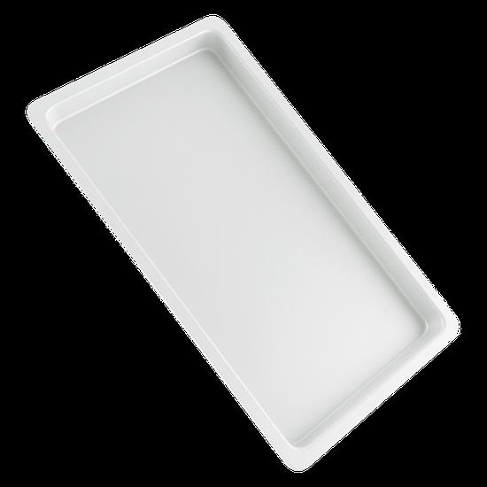Bandeja p/ Esterilização de Instrumentos Média - Branca