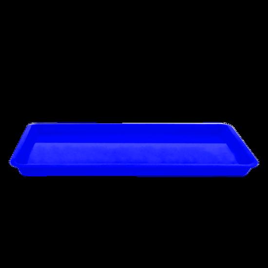Bandeja p/ Esterilização Grande - Azul Escuro