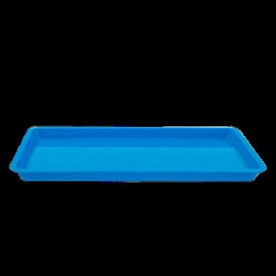 Bandeja p/ Esterilização Média - Azul Claro