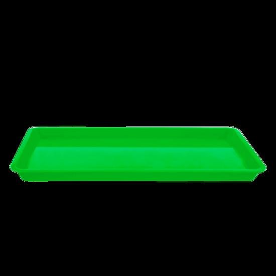 Bandeja p/ Esterilização Média - Verde Claro