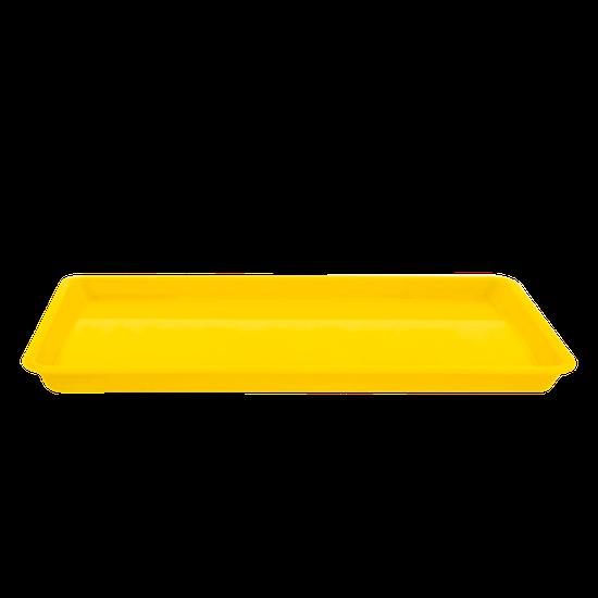 Bandeja p/ Esterilização Pequena - Amarelo