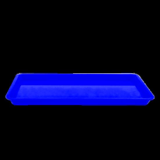 Bandeja p/ Esterilização Pequena - Azul Escuro