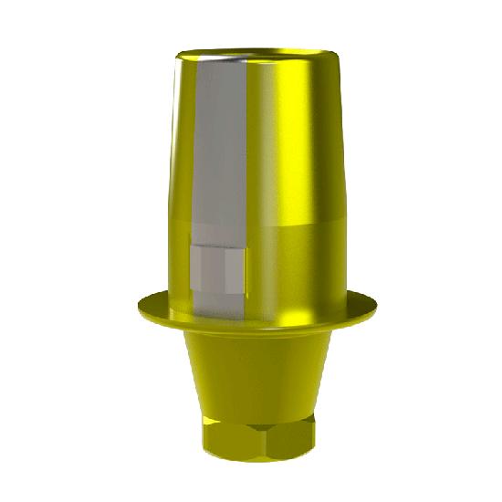 Base Tibase4 Cad Cm N 4.5Mm Small P/ Cerec - Comp. C/ Singular, Neodent, Sin (Unittite) - 130.106