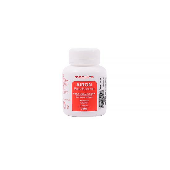 Bicarbonato de Sódio Airon 200g - Morango