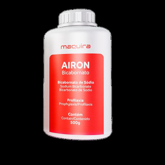Bicarbonato de Sódio Airon 500g - Morango