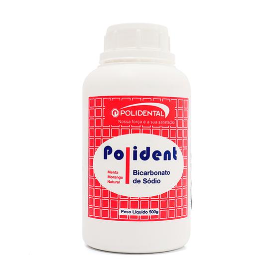 Bicarbonato de Sódio Polident 500g