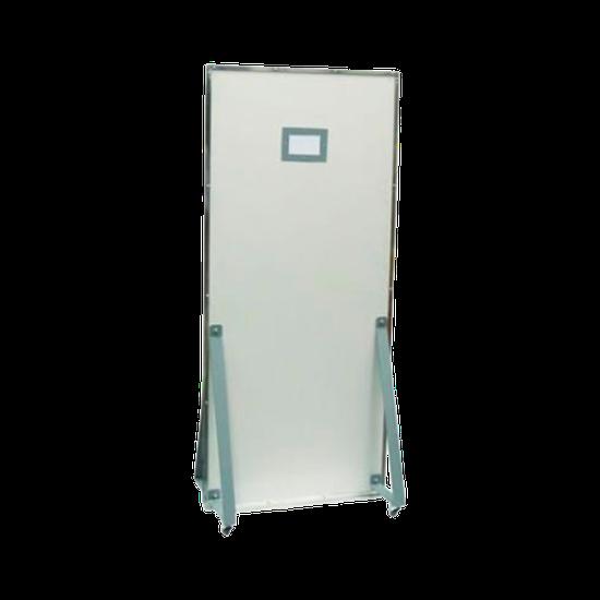Biombo PB Reto c/ Visor 1,80 x 0,80cm x 2,00mm