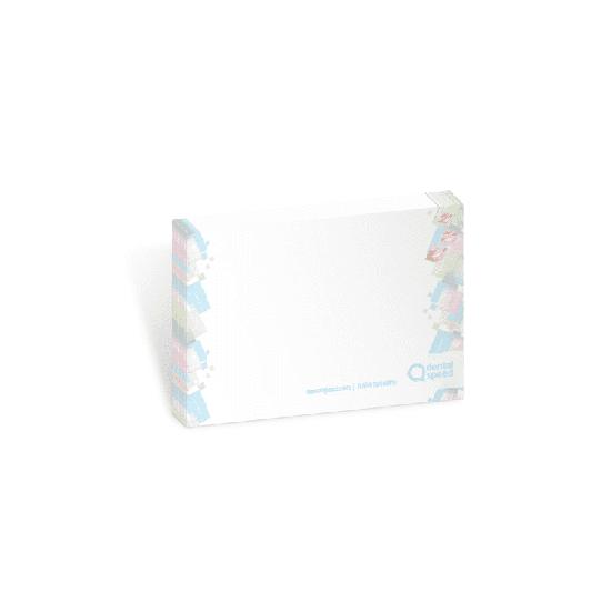 Bloco de Espatulação 10 x 7cm - Colorido