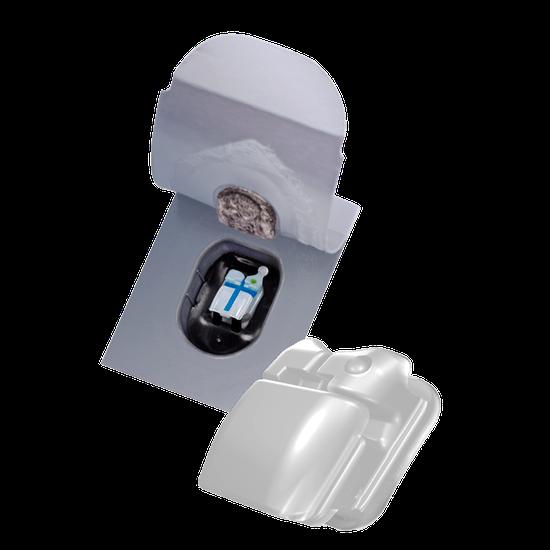 Bráquete Cerâmico Clarity Ultra SL APC Flash Free