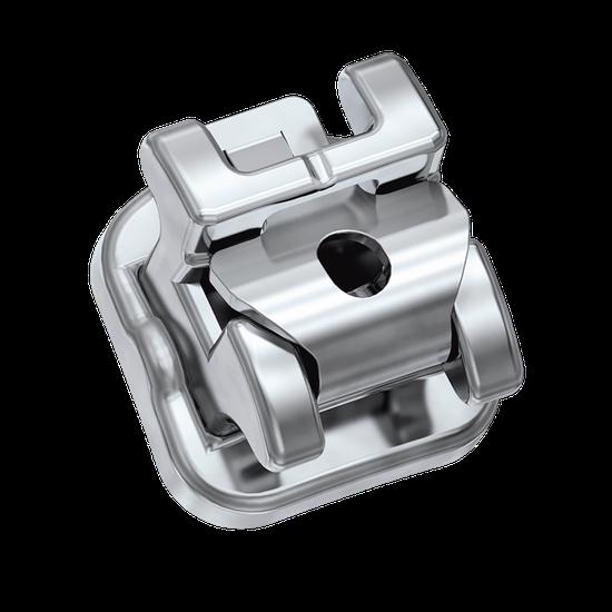 Bráquete de Aço Autoligado U-Clip Roth 0,022 Reposição - Dente 21 c/ Gancho