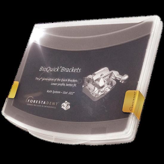 Bráquete Metálico BioQuick LP - Roth 0,022