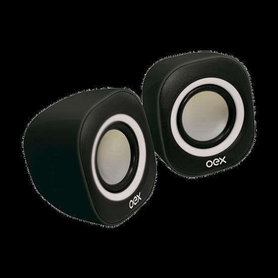 Caixa de Som Portátil Speaker Oex