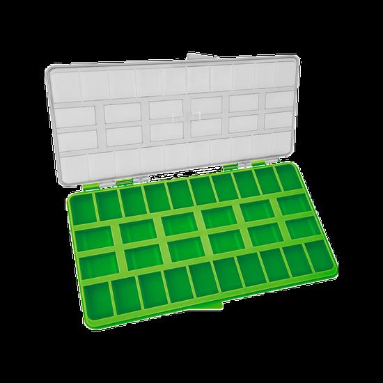 Caixa Organizadora de Bráquetes - Verde