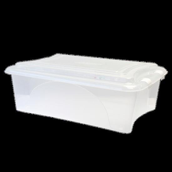 Caixa Organizadora - Transparente - 30L