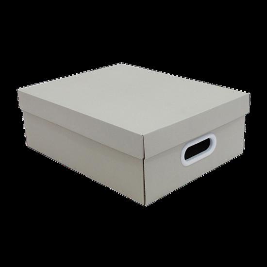 Caixa Stok Paper - Cinza