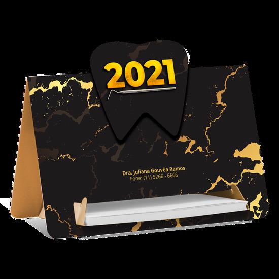 Calendário de Mesa 2021 - Instrumento