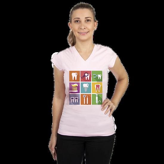Camiseta Feminina Especialidades - P