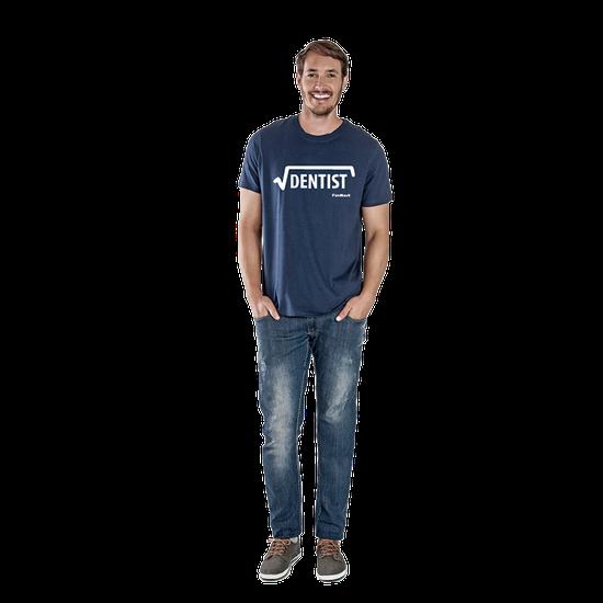 Camiseta Masculina Raiz Quadrada