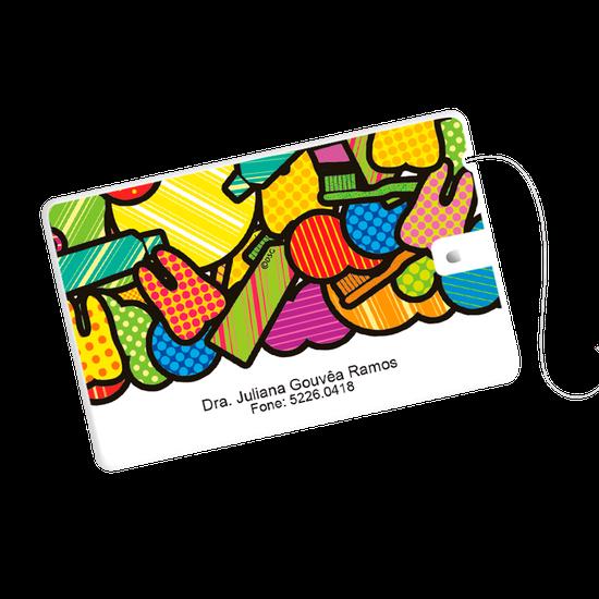 Cartão Fio Dental - Pop