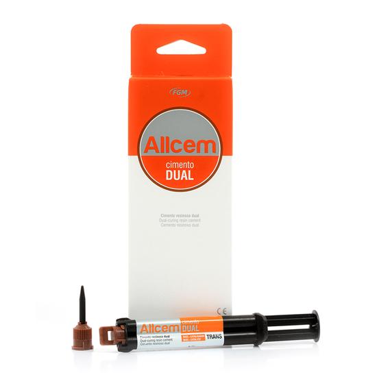 Kit Cimento Allcem Base + Catalyst