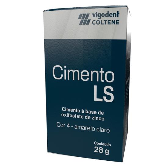 Cimento de Zinco LS - Pó