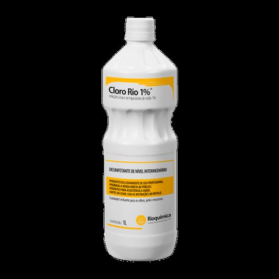 Desinfetante Cloro Rio 1% 1L
