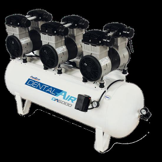 Compressor de Ar DA 6000 120VF - 220V