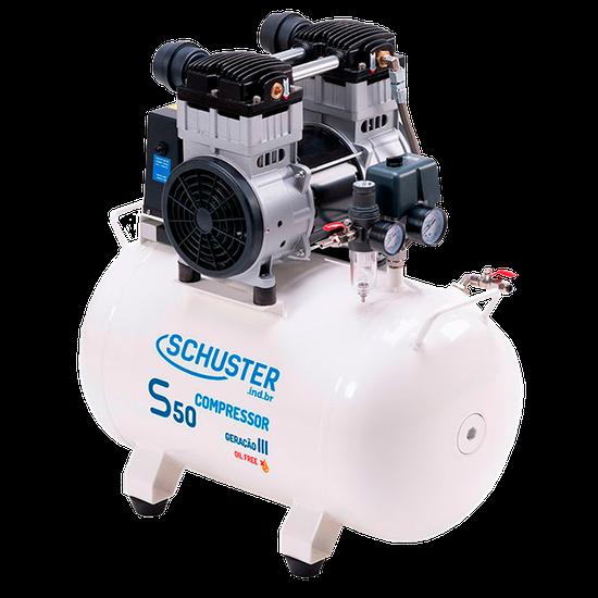Compressor de Ar S50 45L GIII