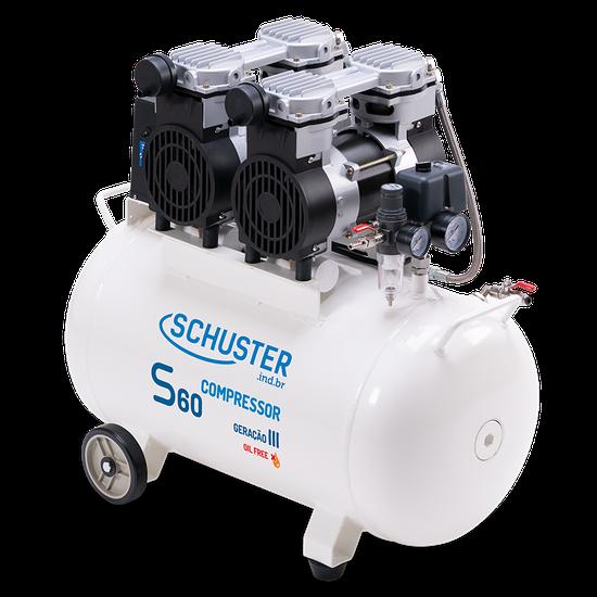 Compressor de Ar S60 51L GIII