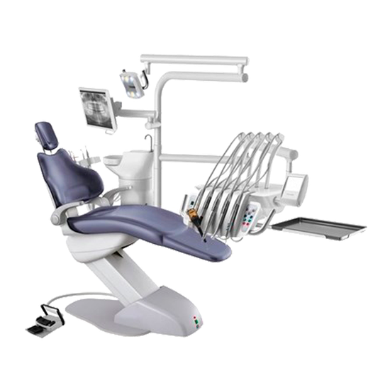 Cadeira Odontológica Aqia S Linha Clássica