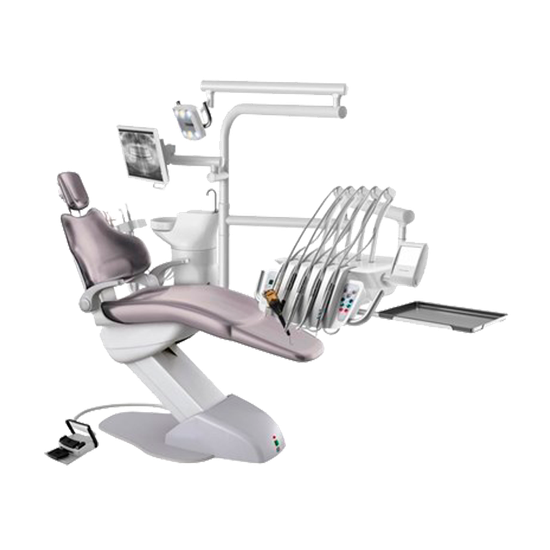 Cadeira Odontológica Aqia S Linha Holográfica